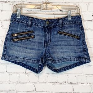 American Eagle | Jean Shorts Front Zippers